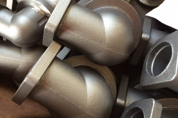 automatic sand casting pipe parts
