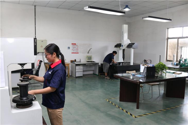 china cnc machining quality inspection