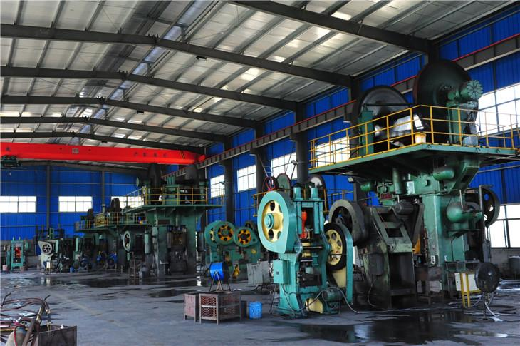 China hot forging supplier
