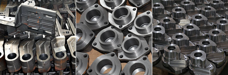cnc machining of castings