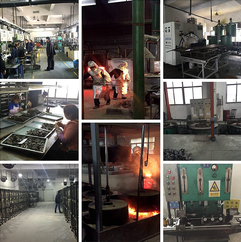 stainless steel investment casting foundry